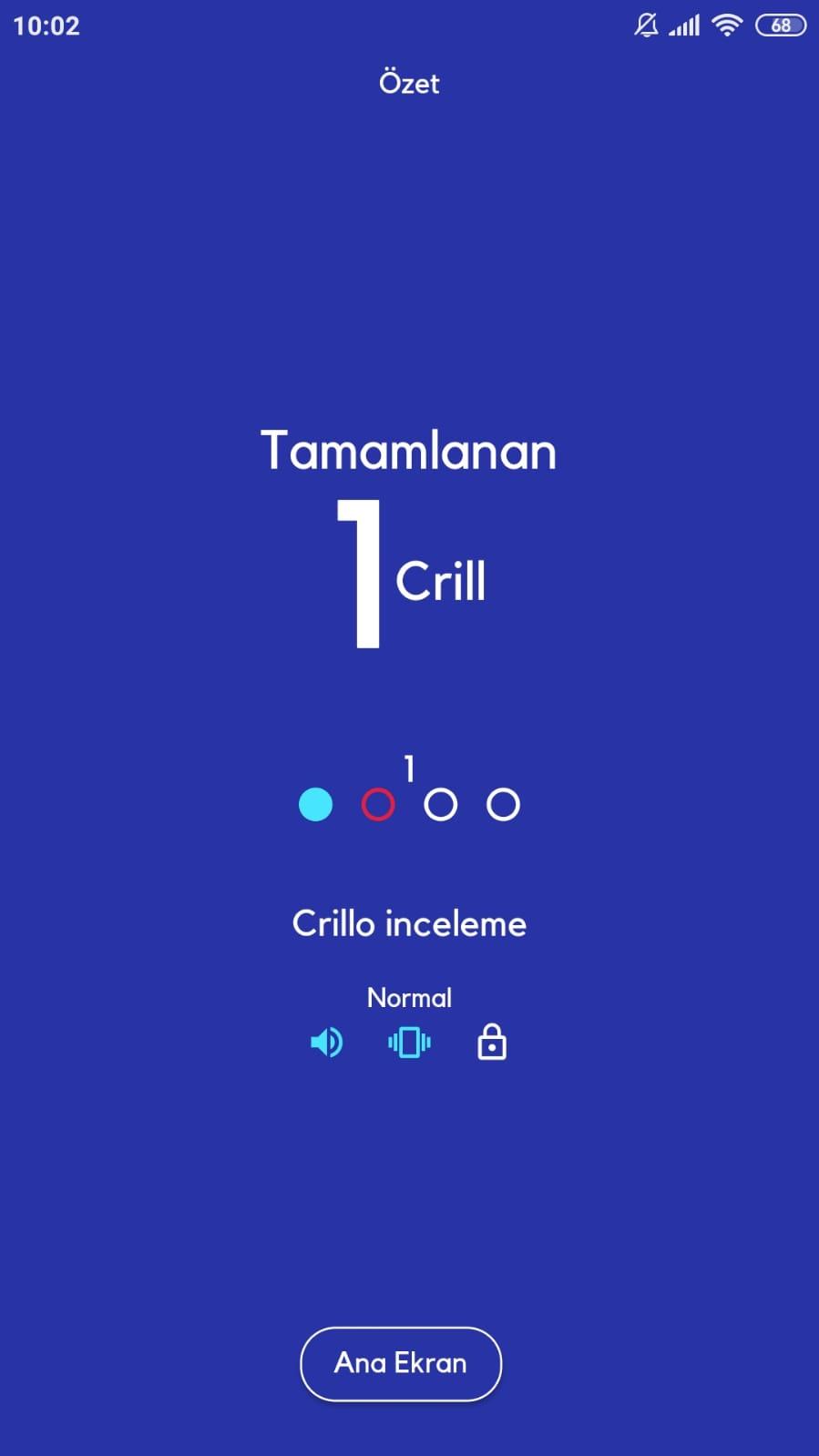 Crillo App